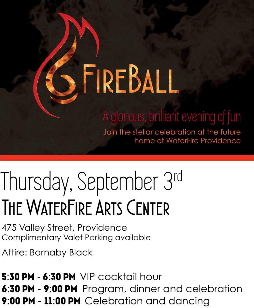 FireBall Event Information