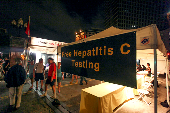 free hepatitis c testing