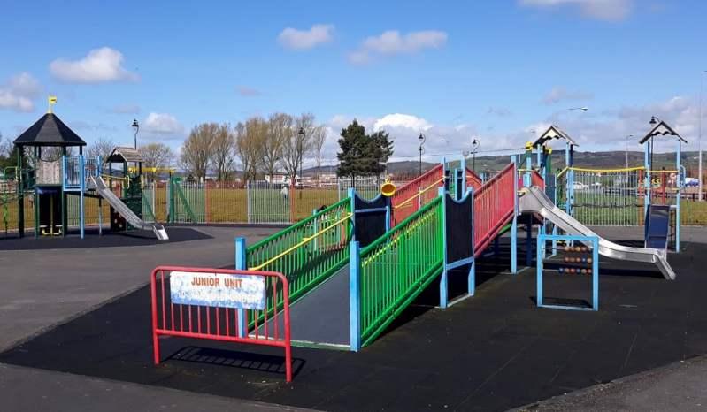 Place Abbeyside Playground