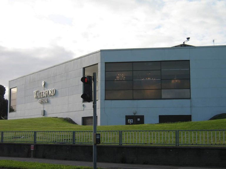 Waterford Crystalfactory
