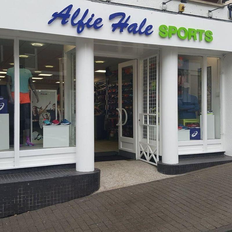 Alfie Hale Sports