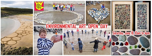 Environmental Art open Day 2x