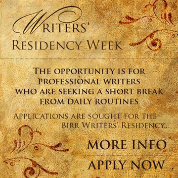Birr writers residency