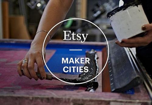 esty maker cities