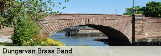 Dungarvan Brass Band Bridge