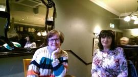 Ann Dowling and Ursula Gavin