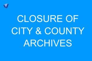archives-closure