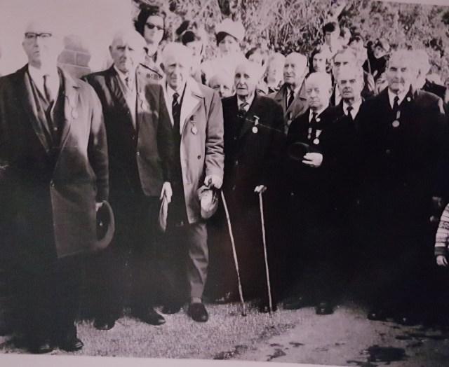 Pickardstown Memorial Event 1971