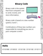 Link to Write Your Name in Binary Code pdf