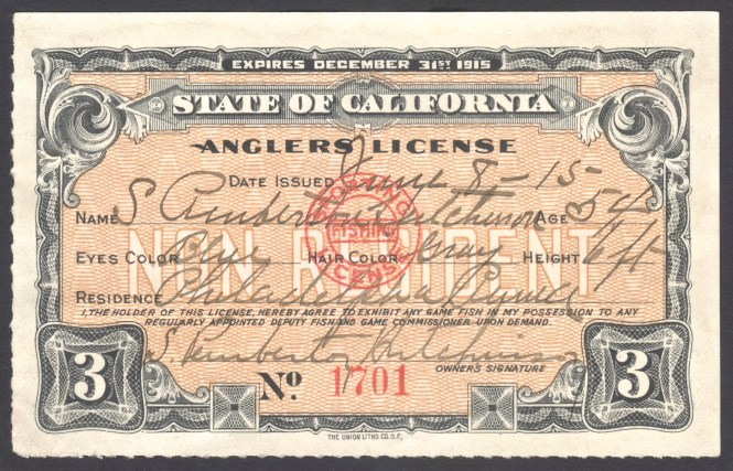 How much is a lifetime fishing license in california the best fish the three best california b fishing lakes want to catch publicscrutiny Images