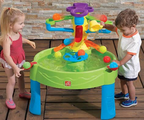 Diy Outdoor Water Table With Pump For Kids Popular Methods