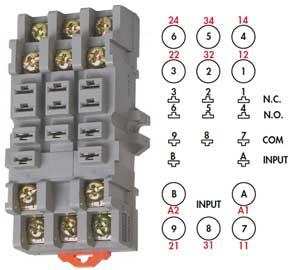 10 pin base 270?resize\=290%2C270 11 pin relay socket wiring diagrams wiring diagrams 11 pin relay socket wiring diagram at edmiracle.co