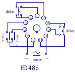 11 pin timing relay wiring diagram example electrical wiring diagram u2022 rh huntervalleyhotels co 11 pin relay base wiring diagram 8 Pin Relay Wiring Diagram
