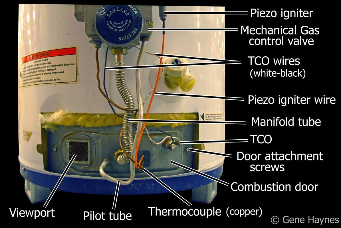 Rheem Water Heater Repair Diagram Thermostat Waterheatertimer Org How To Wire