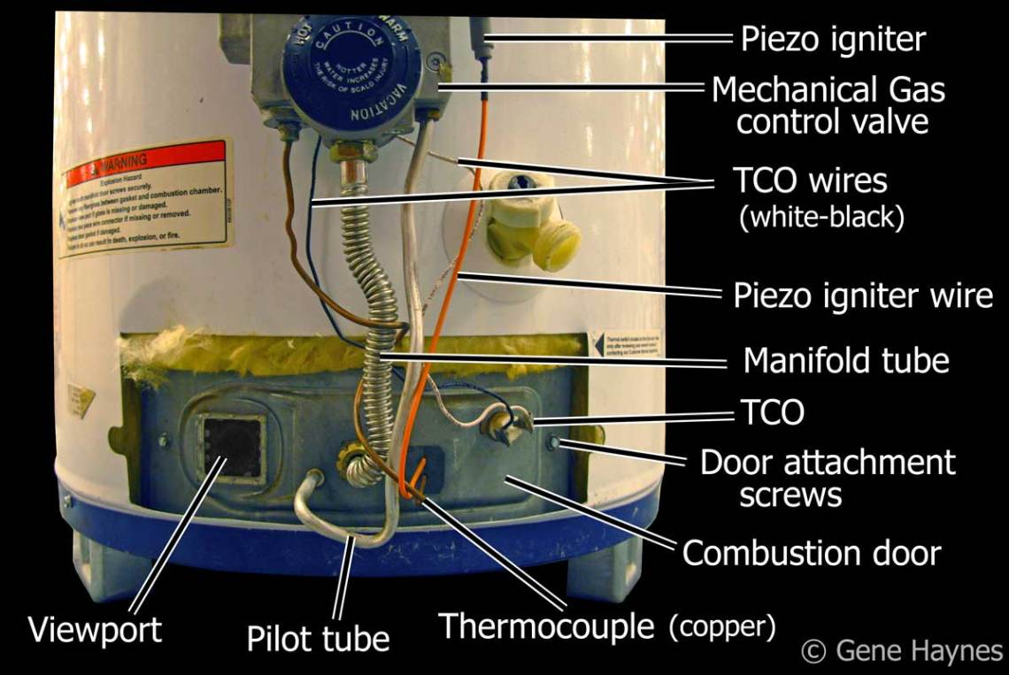 Image Result For How Do You Light The Pilot On A Water Heater