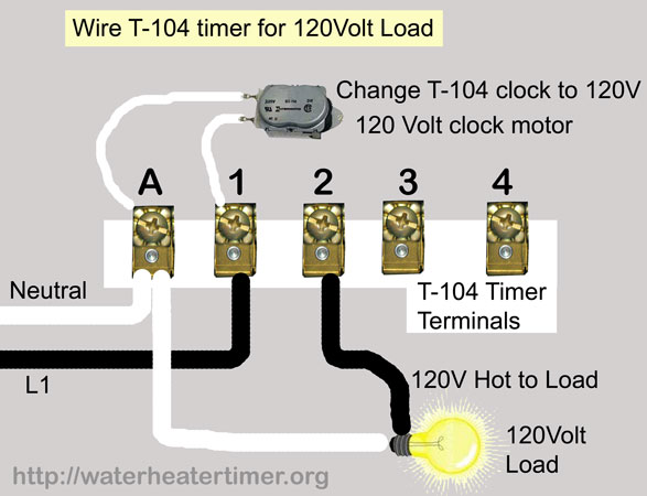 T 104 control 120V Load 2 5 ezboil controller wiring diagram diagram wiring diagrams for diy  at bayanpartner.co