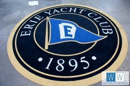 Erie Yacht Club Logo