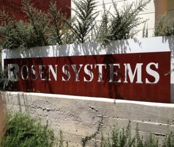 2011 Rosen Systems