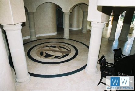 2003 Entry Way Rotunda