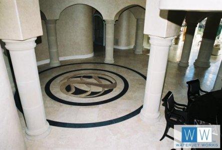 2003 Entry Way Rotunda