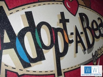 2002 Adopt A Bear Logo