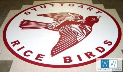 2006 Stuttgart High School Logo