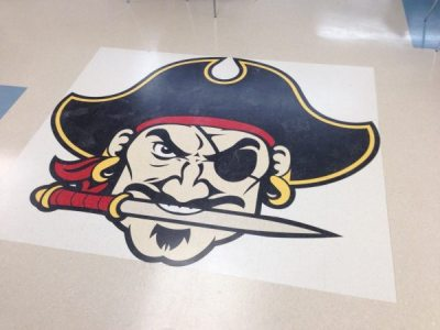2014 Genoa Hugo Pirate School Logo