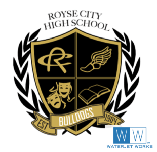 2017  Royce City High School  Logo