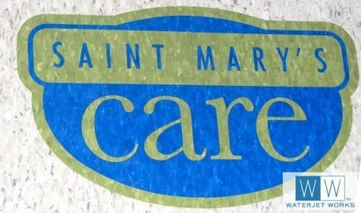 2010 St. Mary's Hospital Logo