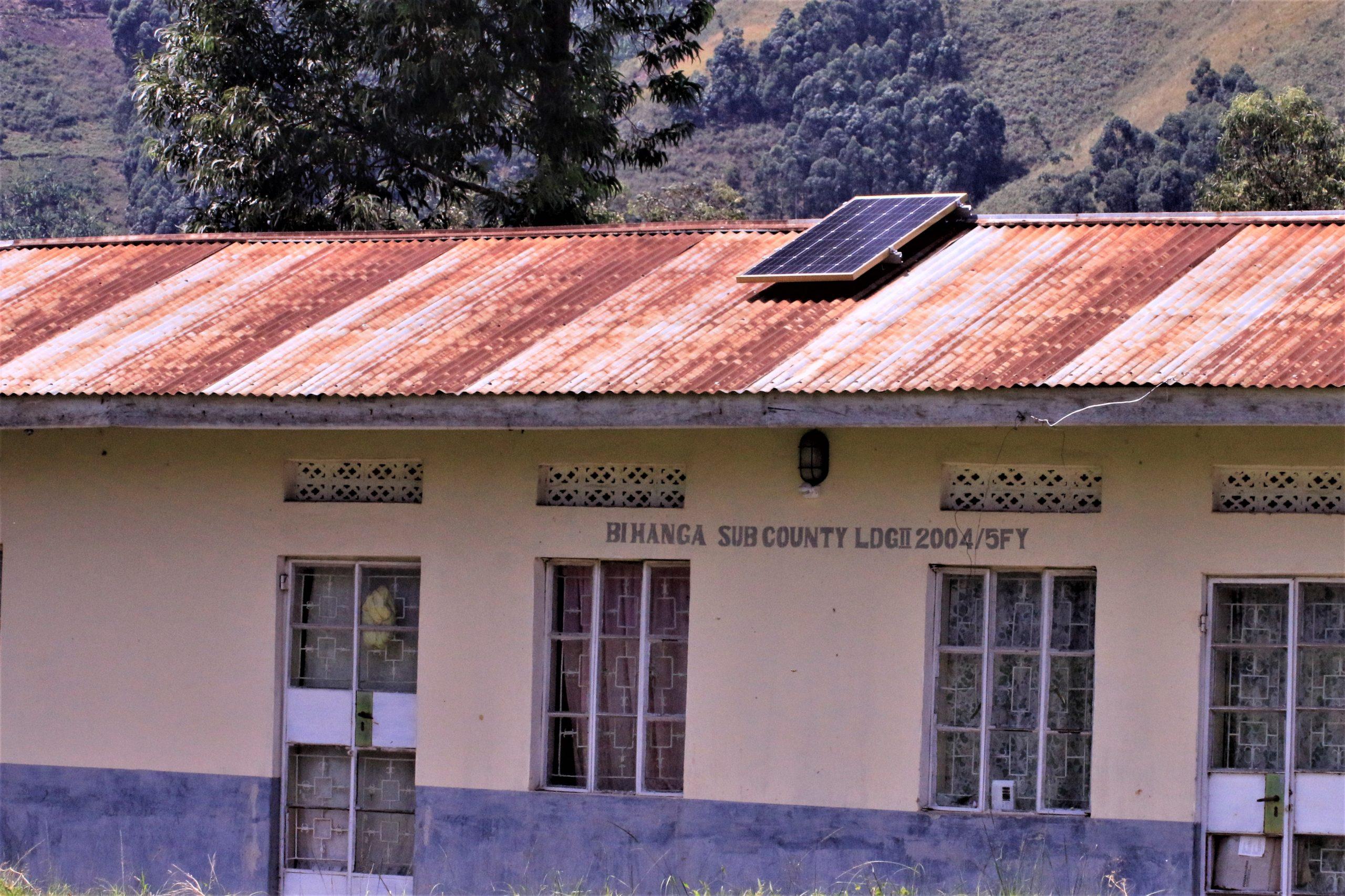 Amidst covid19 pandemic, solar energy transforms Uganda's off-grid healthcare