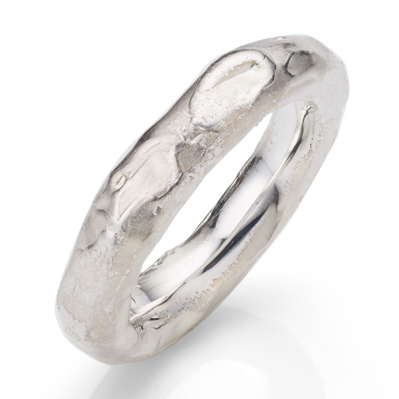 Der Ring Treasure 2 aus Silber