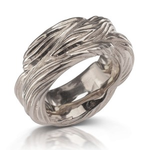 Ring Rope silber