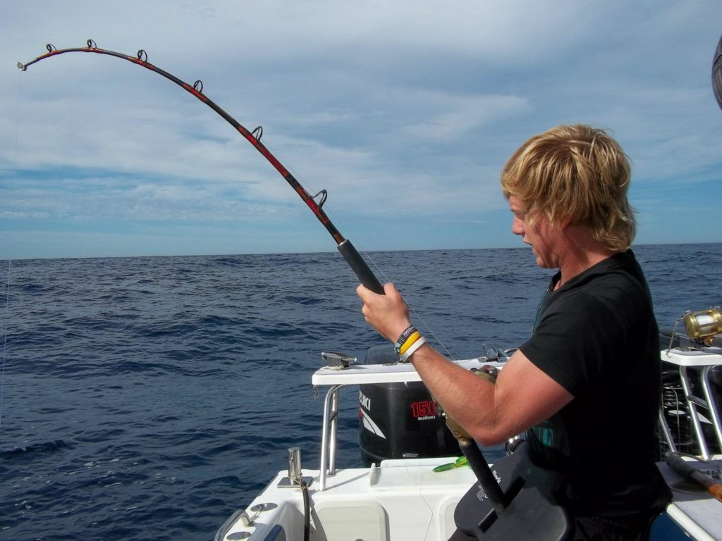 Have proper fishing handling equipment