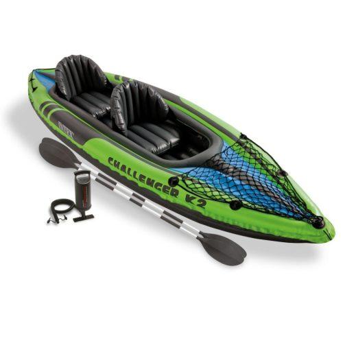 Intex Challenger K2 Kayak of The Top-Rated Kayak In 2017