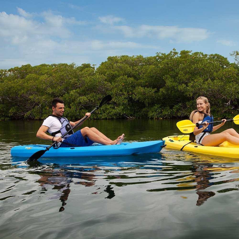 Basics of Whitewater Kayaking
