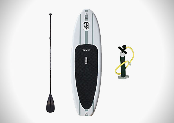 "Tower Paddle Boards Adventurer Inflatable 9'10"" SUP Package"
