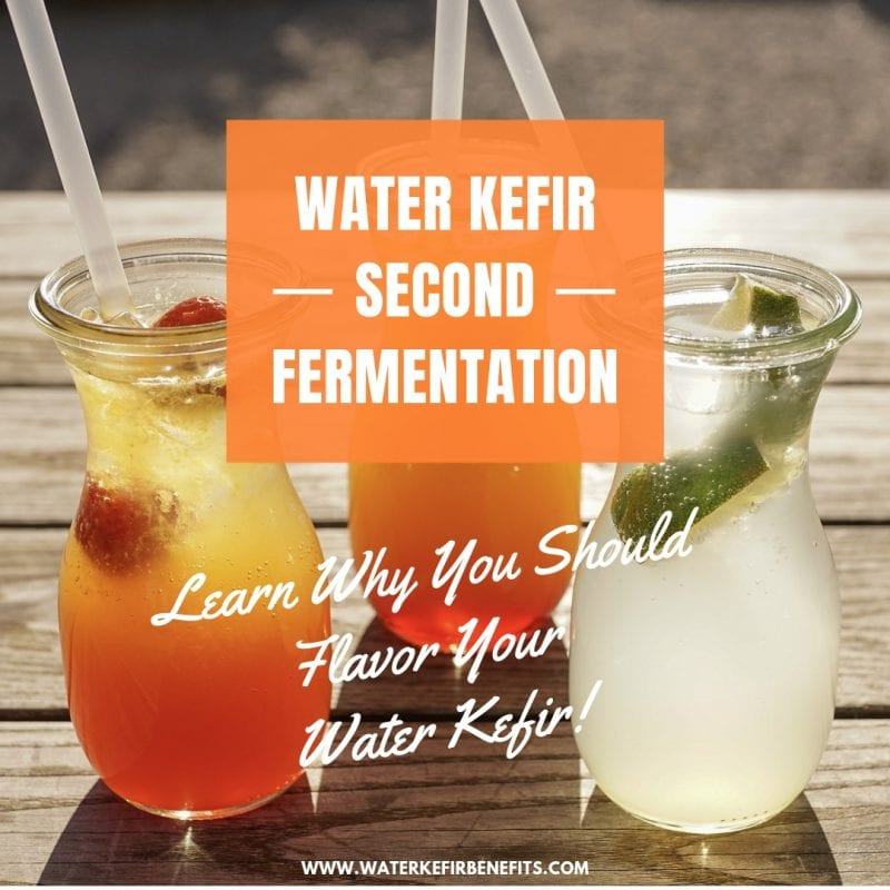 Water Kefir Second Fermentation Learn Why You Should Flavor Your Water Kefir