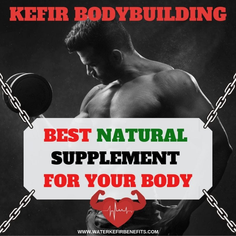 Kefir Bodybuilding