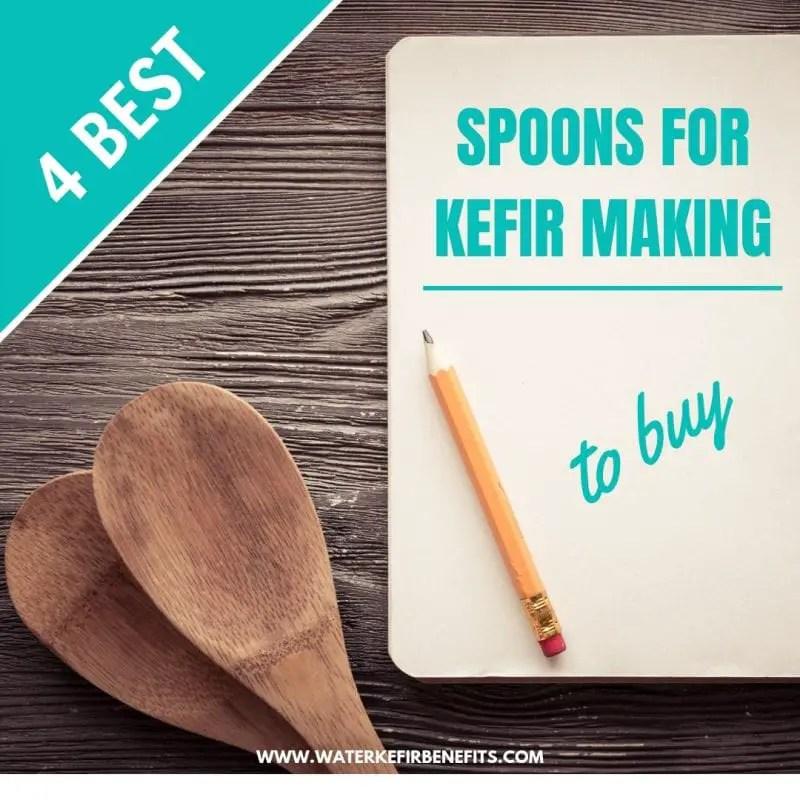 4 Best Spoons for Kefir Making to Buy