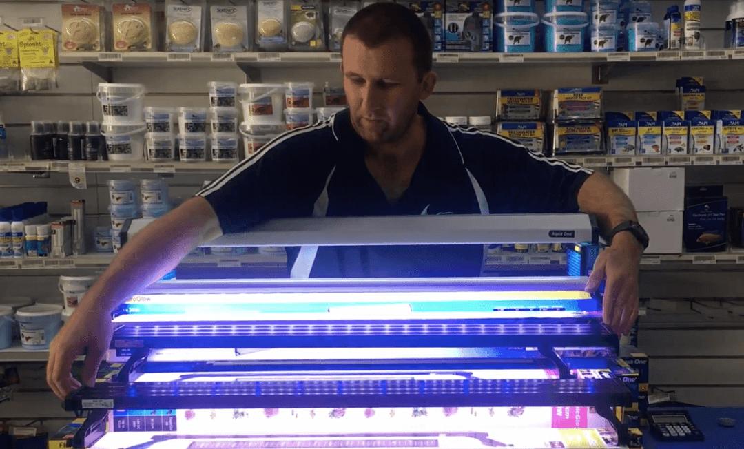 Aquarium Supplies | Aquarium Lighting