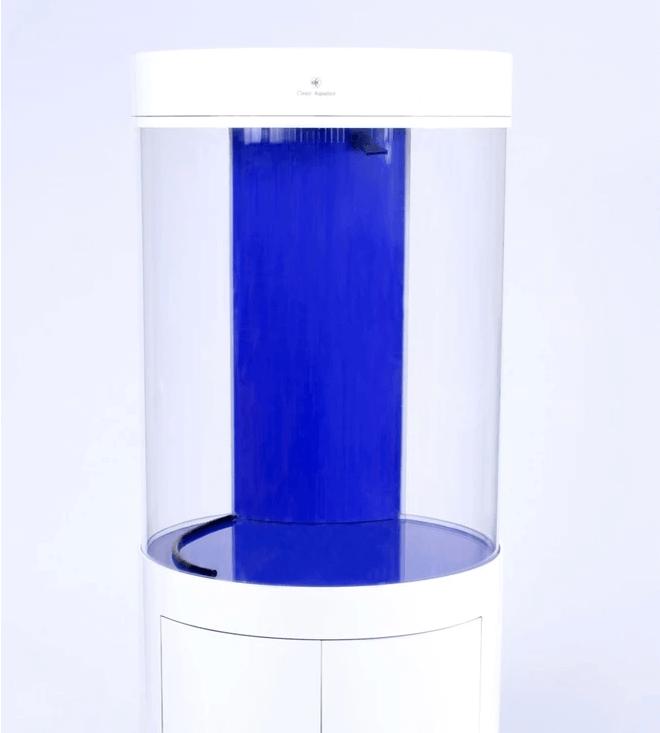 Cylinder Fish Tank Sump 1
