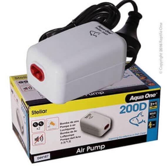 aquarium air pump melbourne 1