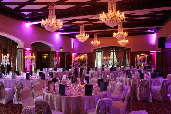 Ashford Castle George V Image Wedding Day Ireland Irish