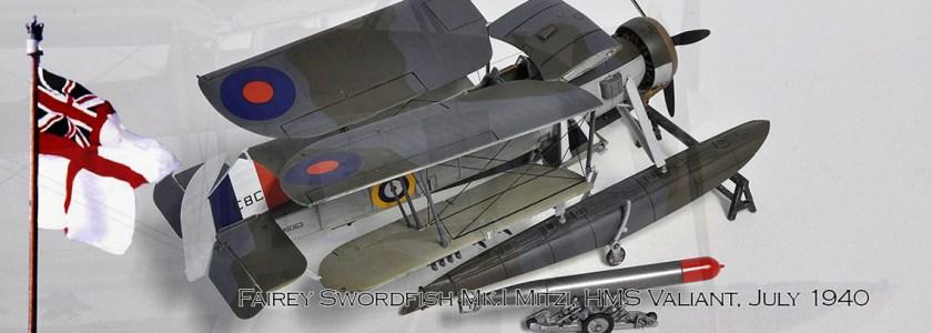 RN Fairey Swordfish Mk I