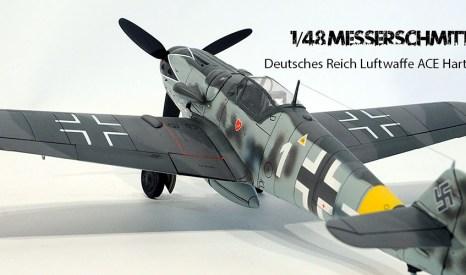 Luftwaffe Messershmit Bf109G-14