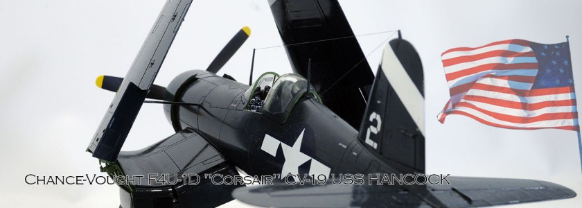 USN Chance Vought F4U-1D Corsair