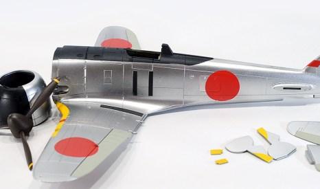 IJA Nakajima Ki44II-Hei Tojo
