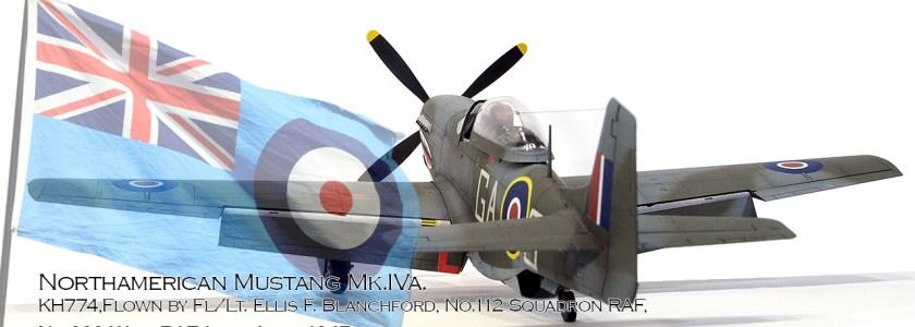RAF North American Mustang Mk.IVA