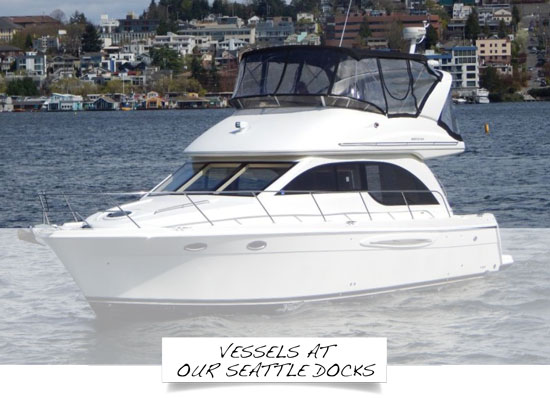 Seattle Yacht Sales Seattle New Amp Used Yacht Brokerage