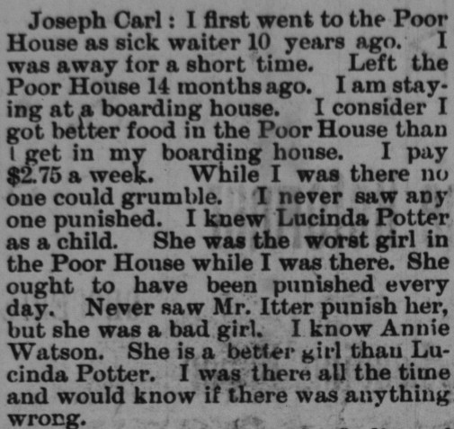 July 21, 1893 Dumfries Reporter; Source: Kitchener Public Library Archives